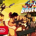 Broforce – Launch Trailer – Nintendo Switch