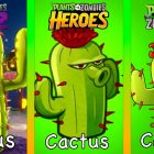 Plants vs Zombies – Plants from Garden Warfare – Plants vs Zombies 2 – PVZ Heroes and Gameplay