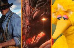 Rockstar Employees Talk Crunch + Diablo Announcement at Blizzcon? + Big Bird Retires