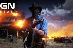 Red Dead 2 Won't Arrive in Smaller Game Stores Until Nov. – IGN News
