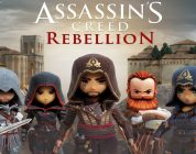 Official Assassin's Creed Rebellion – Ubisoft – Trailer – iOS / Android