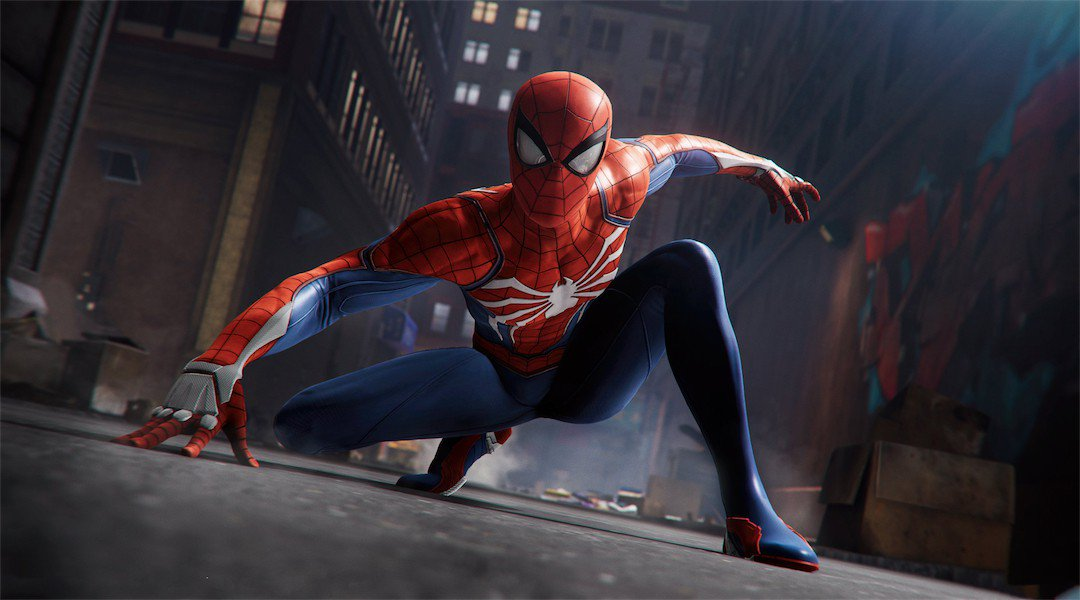 Spider-Man - Game Retina