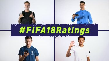FIFA 18 – Official Ratings Reveal – Ft. Ronaldo, Griezmann, Alli, Muller