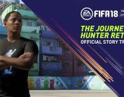 FIFA 18 – The Journey: Hunter Returns – Official Story Trailer