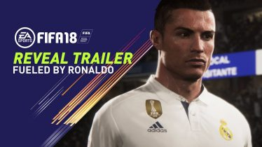 FIFA 18 Reveal Trailer – Fueled By Ronaldo