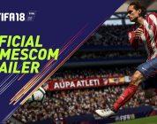 FIFA 18 – Official Gamescom 2017 Trailer (Blue Monday Mix)