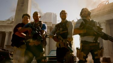 "Call of Duty: Ghosts Live-Action Trailer – ""Epic Night Out"""