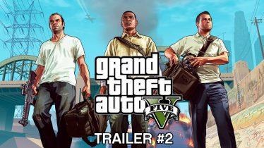 Grand Theft Auto V – Official Trailer #2