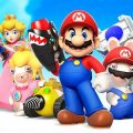 Mario + Rabbids Kingdom Battle Mushroom Kingdom