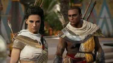 Assassin's Creed Origins An Action-adventure Stealth Game