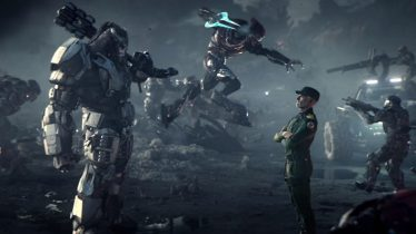 Halo Wars 2 A Military Science-fiction Real-time Strategy Video Game