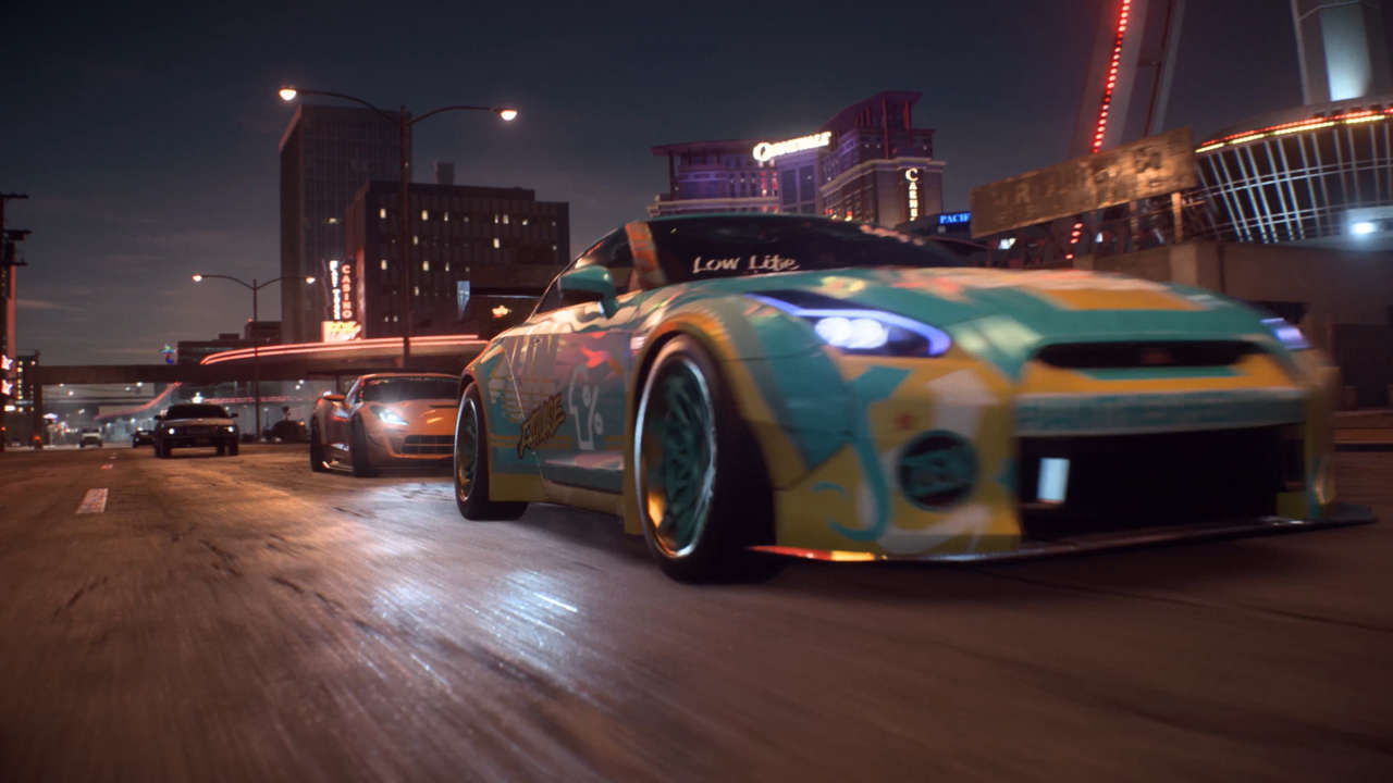Need For Speed Payback Game Retina