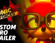 Sonic Forces – Custom Hero Trailer