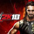 WWE 2K18 A Professional Wrestling Game