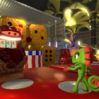 Yooka-Laylee A Platform Game Played From A Third-person Perspective