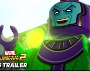 Official Kang the Conqueror – LEGO Marvel Super Heroes 2 – Game Trailer