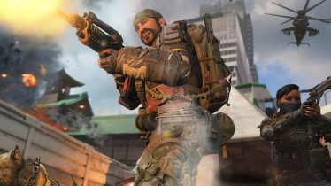 Call of Duty: Black Ops 4 Multiplayer Gameplay